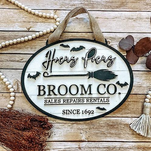 Hocus Pocus Door Hanger