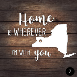 7 HOME WITH YOU