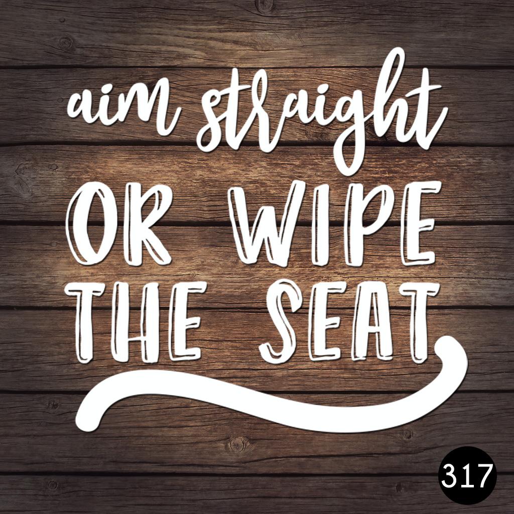 317 AIM STRAIGHT