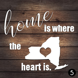 5 HOME HEART