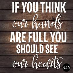 345 HEARTS
