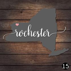 15 ROCHESTER HEART