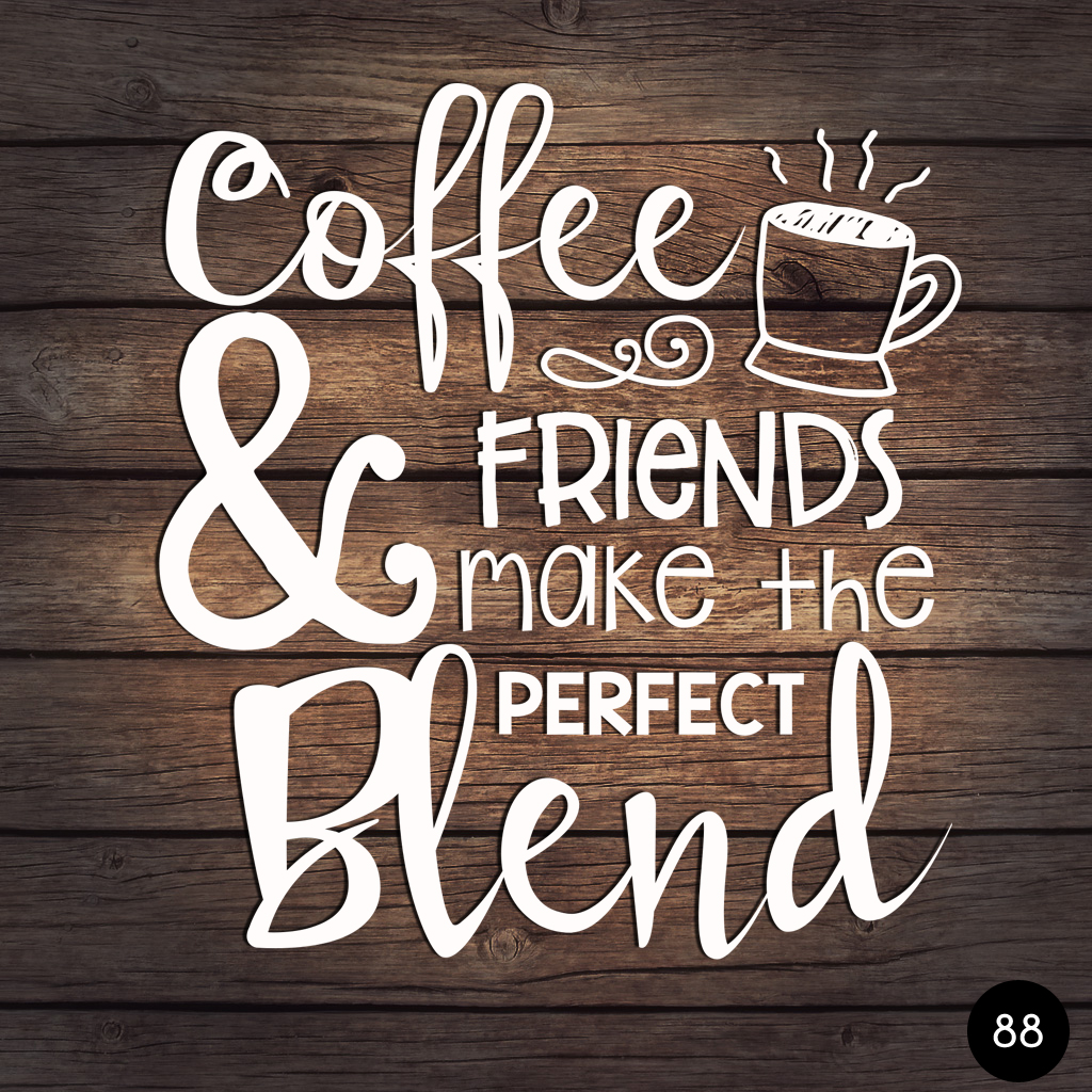 88 COFFEE FRIENDS