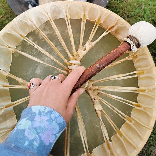 Online Reiki Drum Journey