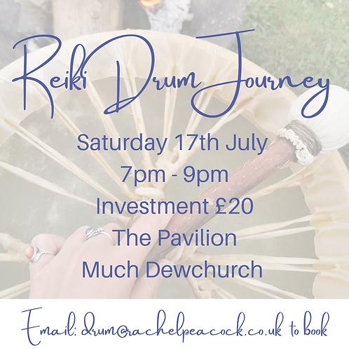 Reiki Drum Journey