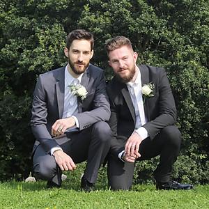 Rodrigo & Andrew