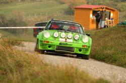 Car #4 Porsche RSR