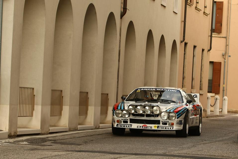 Classic 037 Lancia