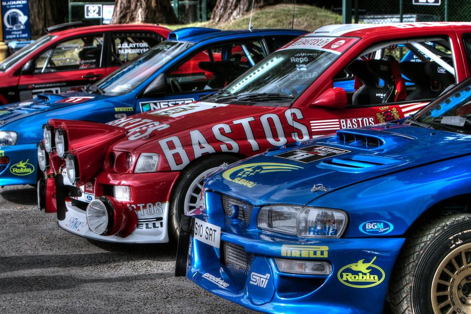 Ralli 22 Cars