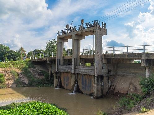 dam floodgates monitoring waterwatch