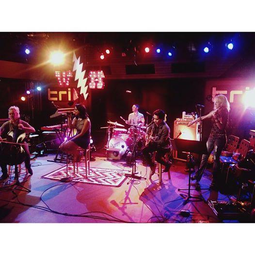 Live Tri Studios Broadcast