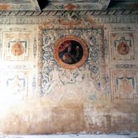Étude patrimoniale et diagnostic des peintures murales du XVIIe s. de l'ancien monastère des Célestins, à Colombier-Le-Cardinal, Ardèche