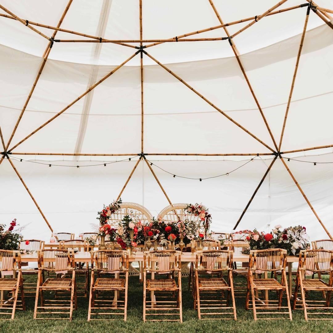 Montville Yurts