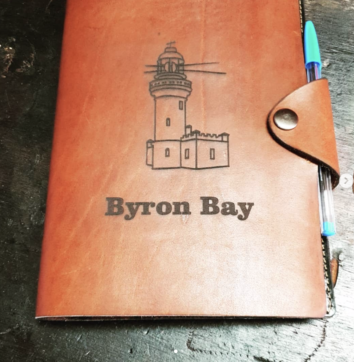 Byron Leather