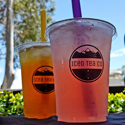 Iced Cold Tea
