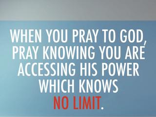 God's Power!