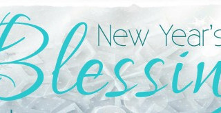 Prayer for a Blessed New Year!