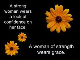 A Strong Woman!