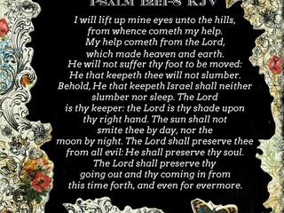 A Psalm of David!
