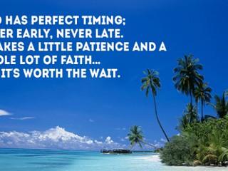 Saturday Morning Inspiration!