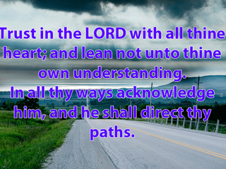 God's Promise to Direct Our Paths!
