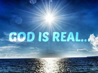 I Believe in God because I can Feel Him in My Heart!