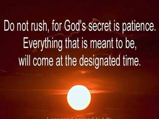 I know Prayer Works!