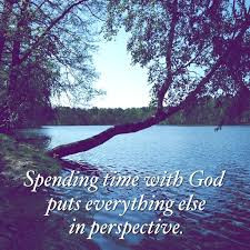 Spending Time with God!