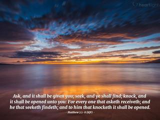 God's Promise of Answered Prayer!