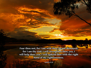 God's Promise of His Protection!