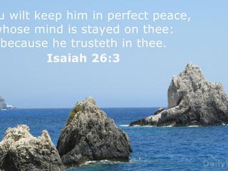 Friday Morning Inspiration - God's Promises!