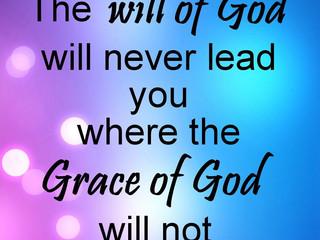 God's Grace!