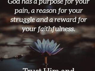 Friday Morning Inspiration - Trust God!