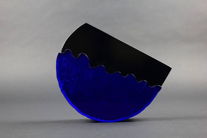 Contraste (bleu cobalt)