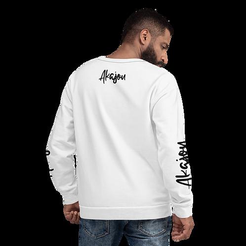 AK White Sweater