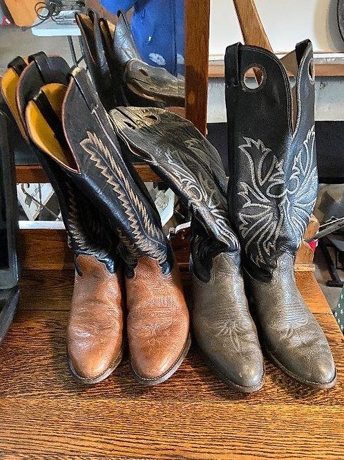 """""""Nocona"""" Texas men's cowboy boots"""