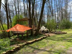 Tree tent 1