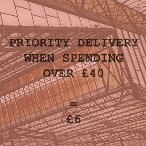 PRIORITY DELIVERY