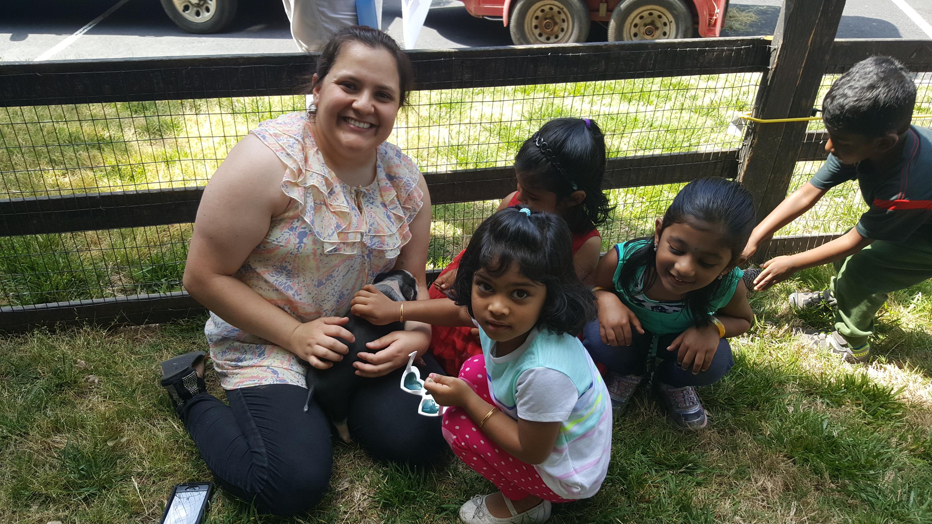 NAPS 2018 Petting Zoo