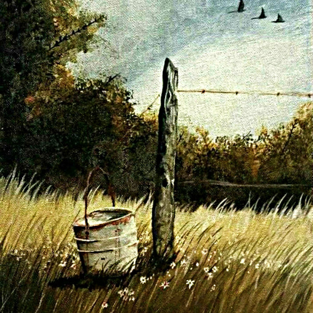The Old Post and Pail