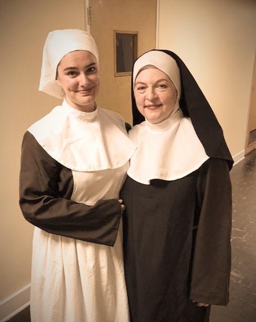 ...My dear little sister Blanche.._edite