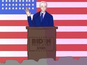 Biden's Back in The White House