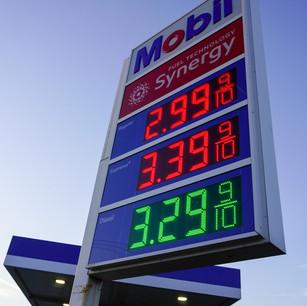 Gas Pumps Gone Dry