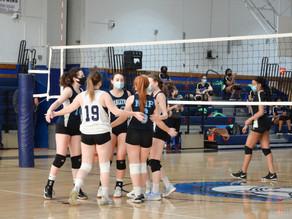 Volleyball Victories