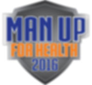 Man Up For Health 2016 logo