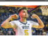 McCabe Named Big 12 Newcomer of the Week