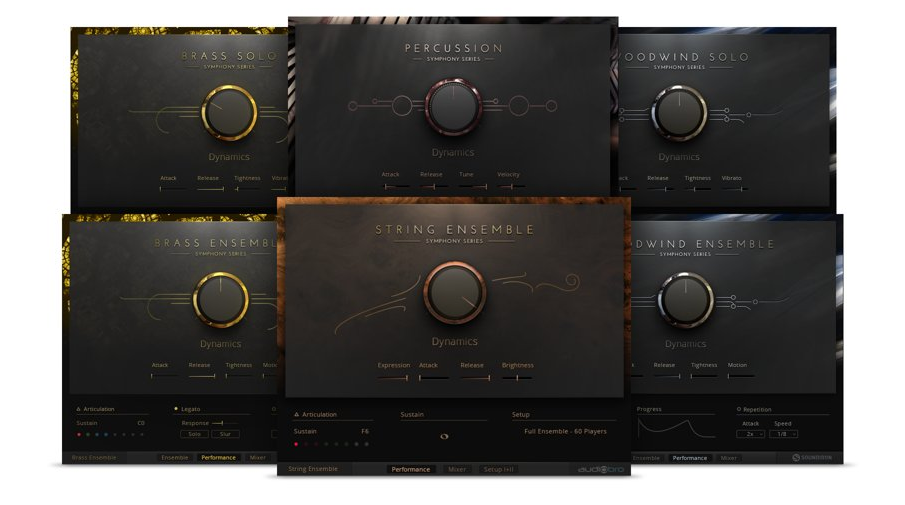 Symphony Series Native Instruments Komplete 12