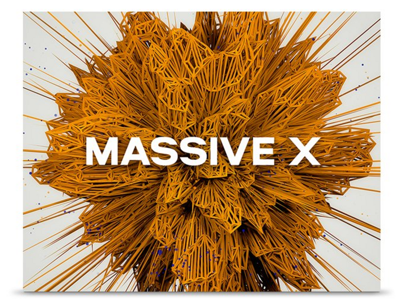 Massive X Native instruments