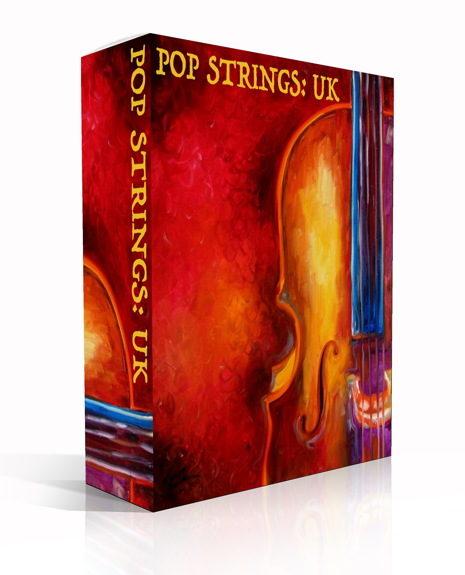 Pop Strings UK Q Up Arts