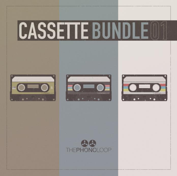 ThePhonoLoop Cassette Bundle